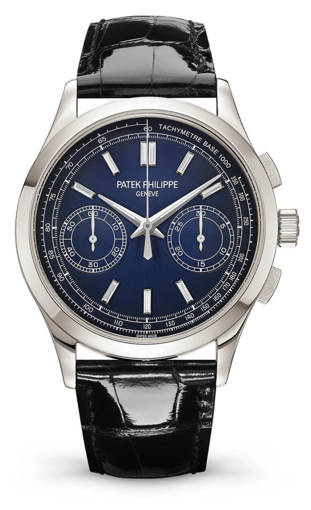 Patek Philippe Chronograph Ref. 5170P in Platinum