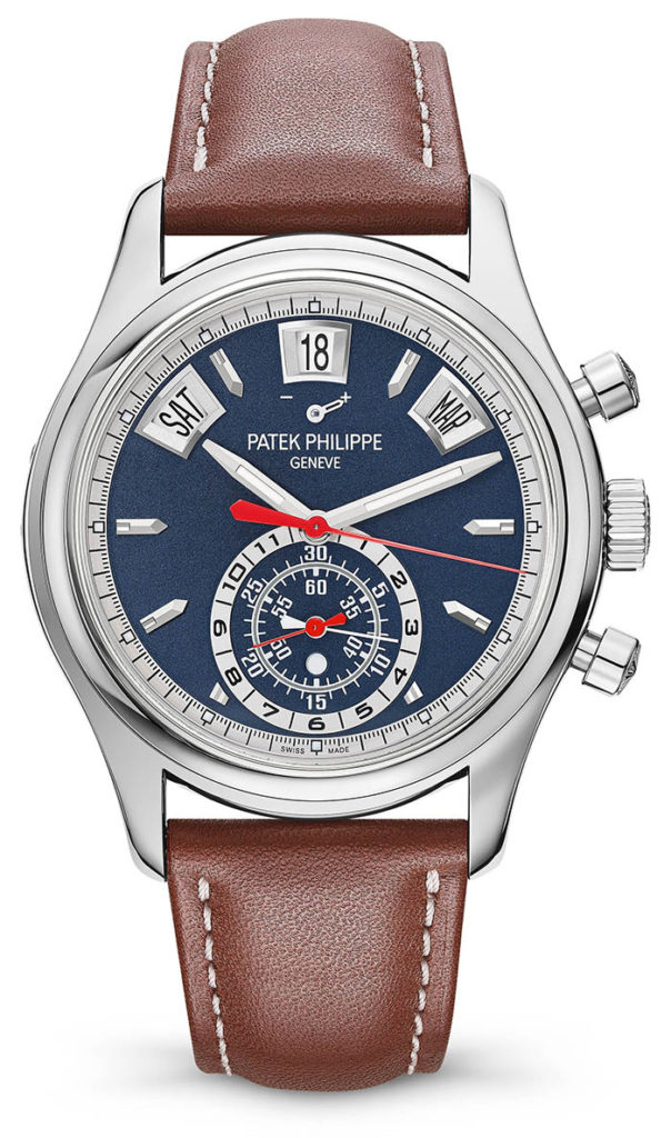 Patek Philippe Annual Calendar Ref. 5960/01G on a Strap