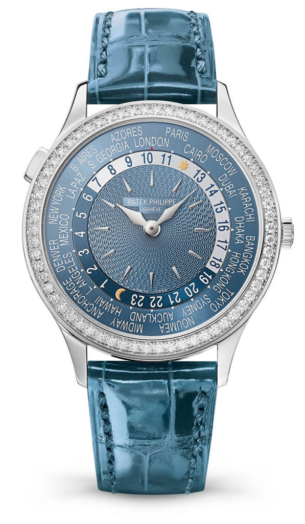Patek Philippe Ladies World Time Ref. 7130G