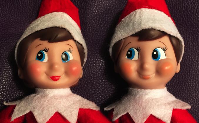 The Elf On The Shelf 2017 Wixon Jewelers