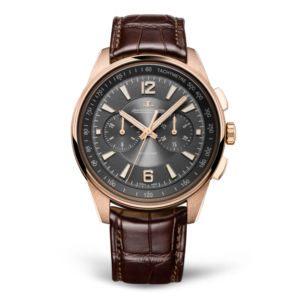 jaeger-lecoultre polaris chronograph rose gold