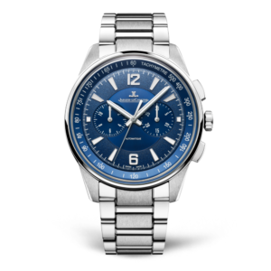 jaeger-lecoultre polaris chronograph stainless steel