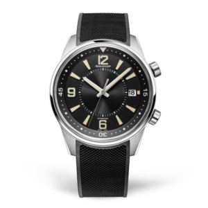 jaeger-lecoultre polaris date stainless steel