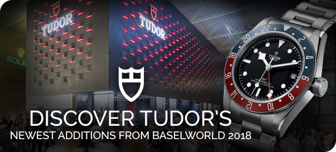 676cc08f144 Further expanding their lineage, TUDOR released several new additions to  their collection at Baselworld 2018. The Black Bay family welcomes three new  models ...