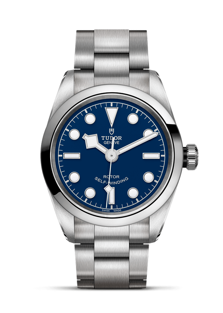 TUDOR Black Bay 32 Blue Dial Bracelet