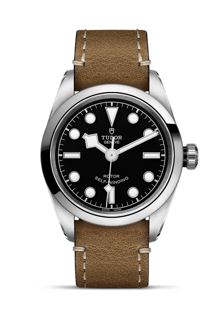 TUDOR Black Bay 32 Leather Strap