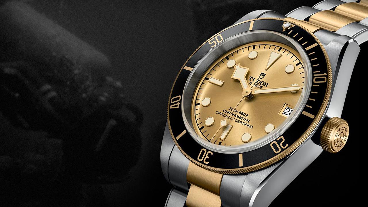 TUDOR Black Bay S&G Divers Watch