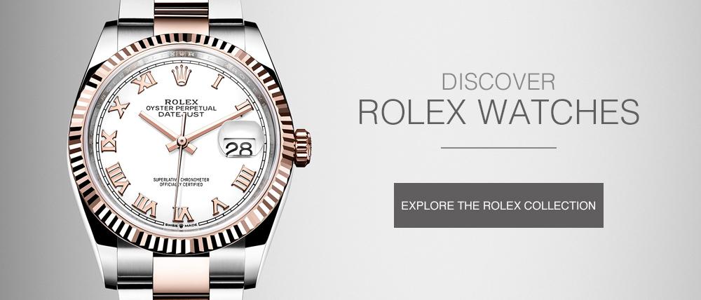 Rolex Datejust 36 Bracelet