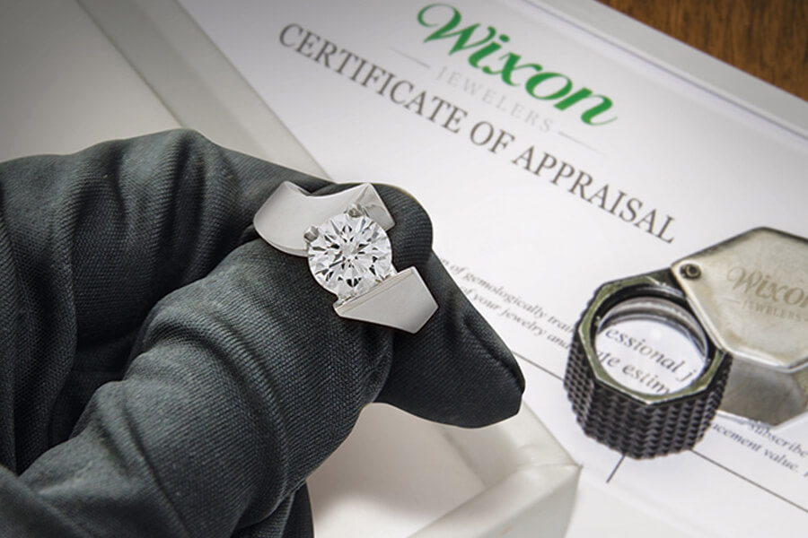 Jewelry Appraisals Cleaning In