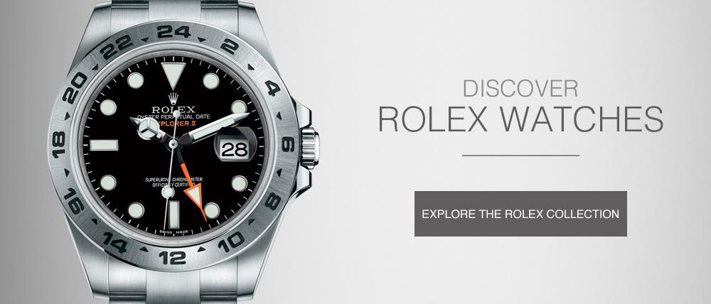 Rolex MN - Minneapolis Rolex Dealer - Rolex Watches - Explorer II