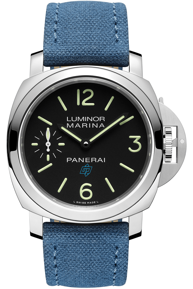 LUMINOR LOGO - 44MM PAM00777
