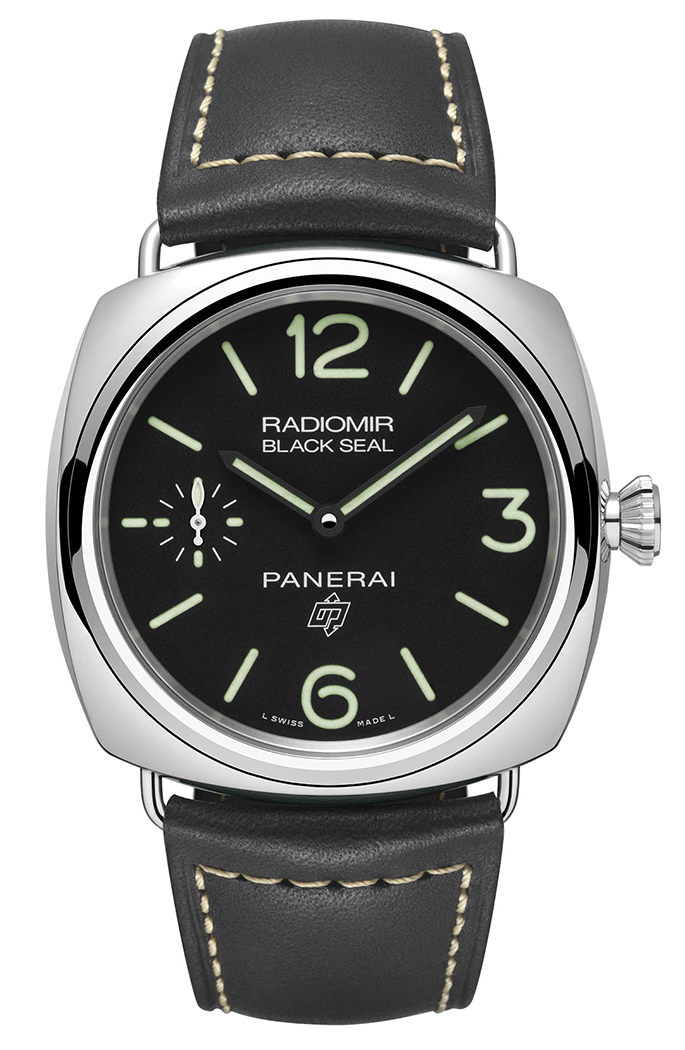 RADIOMIR BLACK SEAL LOGO - 45MM PAM754