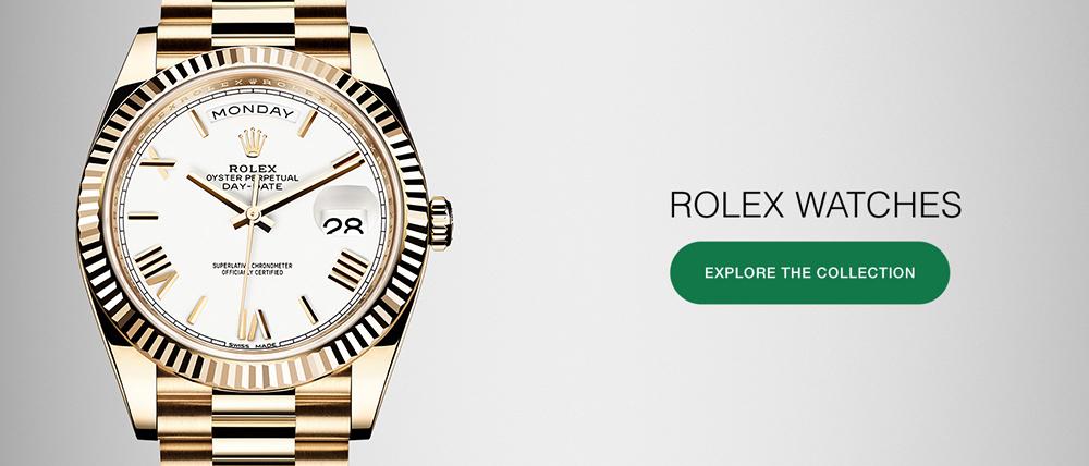 Rolex MN - Minneapolis Rolex Dealer - Rolex Watches - Day-Date