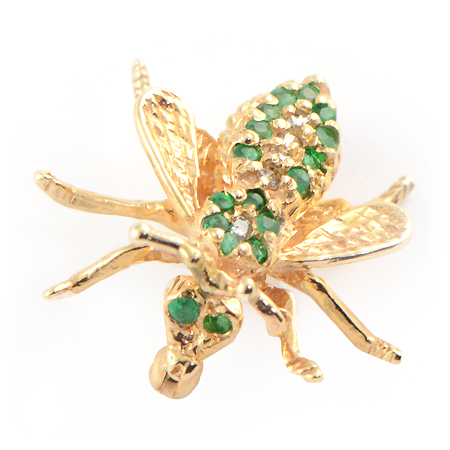 Bug and Inspect Pin Jewelry