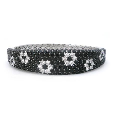 Black Sapphire Bracelet