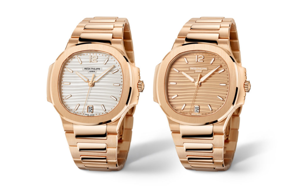 Patek Philippe Ladies Nautilus Collection (Ref. 7118) Rose Gold 2019 Baselworld