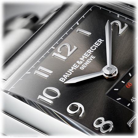 Rectangular Men's Watch by Baume & Mercier