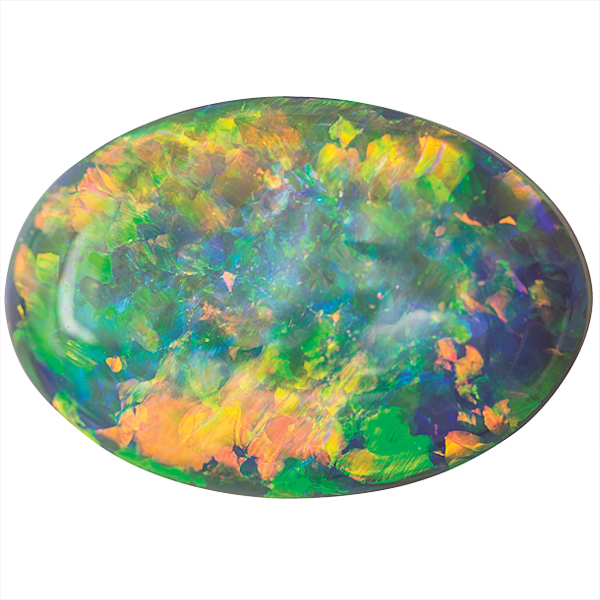 Loose Black Opal Gemstones