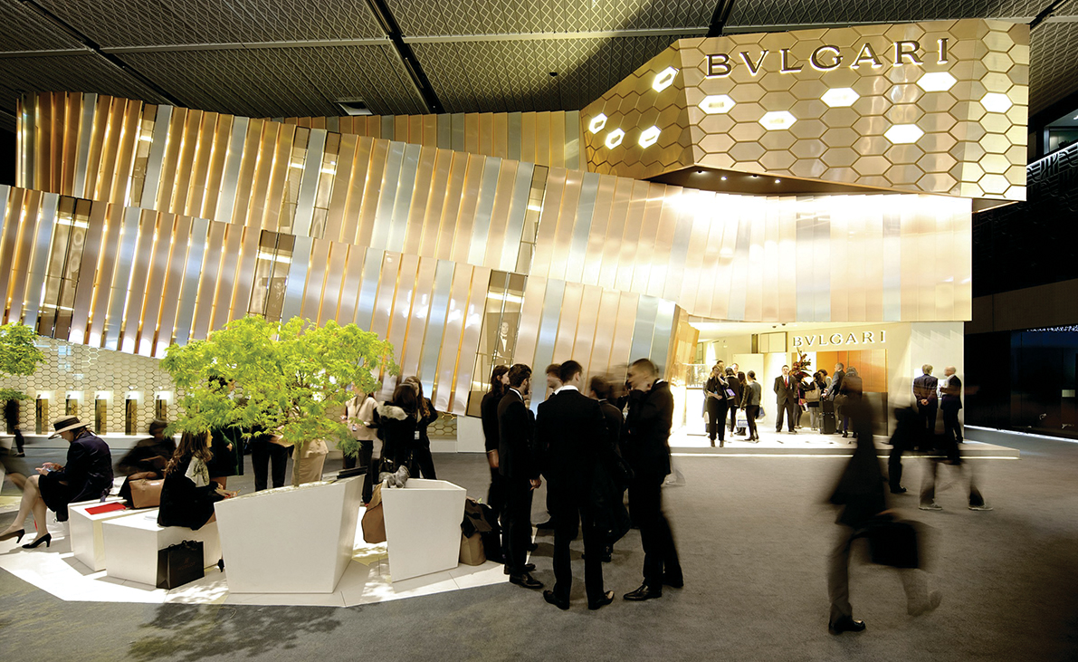 Bulgari Baselworld