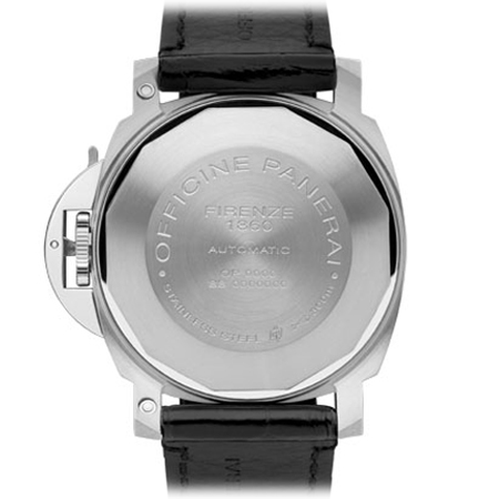 Luminor Marina 40mm Case Back