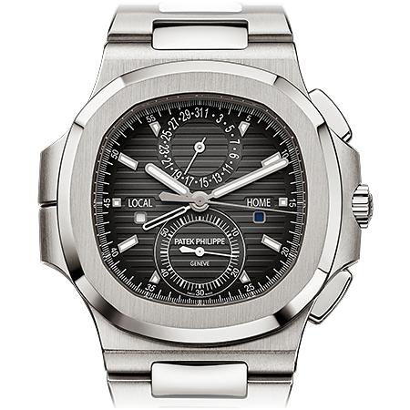 Patek Philippe Ref. 5990/1A | Nautilus Travel Time Chronograph