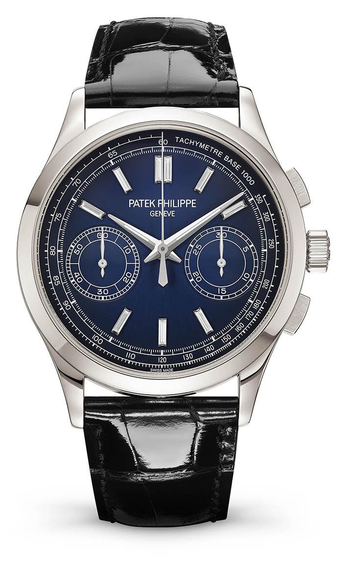 Patek Philippe Chronograph Ref. 5170P in Platinum