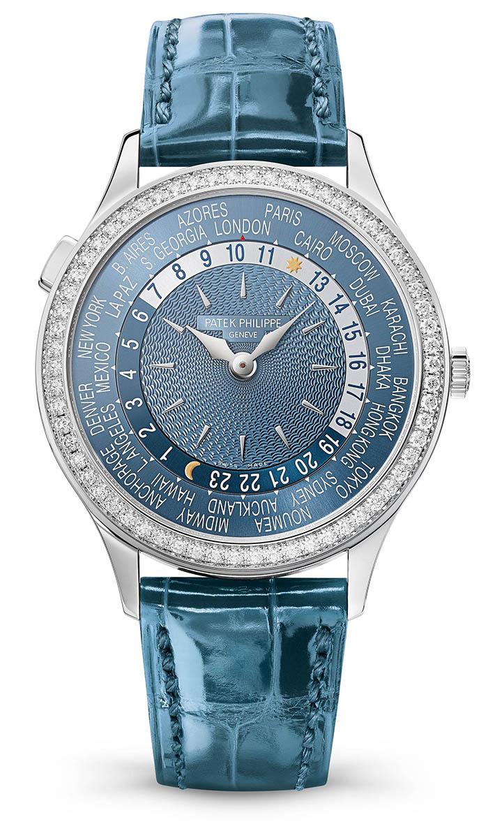 Patek Philippe Ladies World Time Ref. 7130G