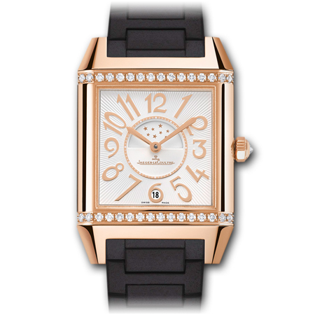 Jaeger LeCoultre Ladies Reverso in Pink Gold