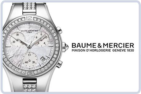 Baume & Mercier Ladies Linea Watch