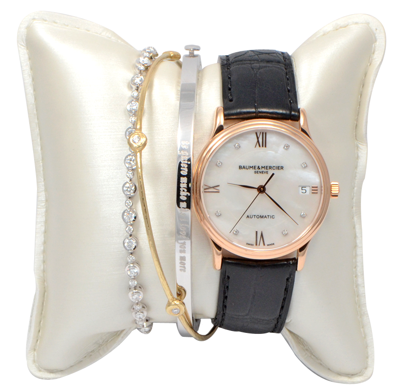 baume-mercier-watch-with-bracelets