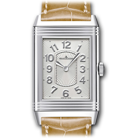 Jaeger LeCoultre Ladies Grande Reverso Light Brown