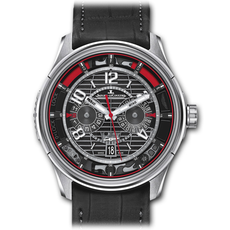 AMVOX7 Men's Watch with Vertical Trigger Chronograph by Jaeger LeCoultre