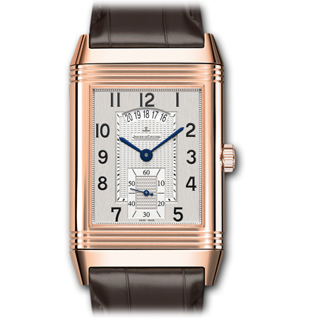 Jaeger LeCoultre Grande Reverso Duo in Pink Gold