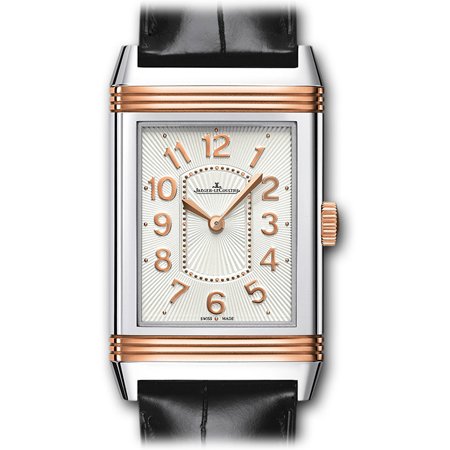 Jaeger LeCoultre Grande Reverso Lady Ultra Thin Pink Gold Women's Watch