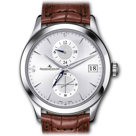 Master Hometime Men's Watch by Jaeger LeCoultre in Steel