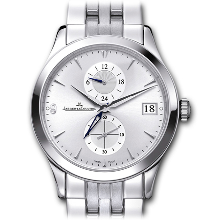 Master Hometime Men's Watch by Jaeger LeCoultre