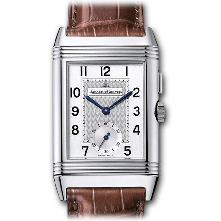 Jaeger LeCoultre Reverso Duo Men's Watch