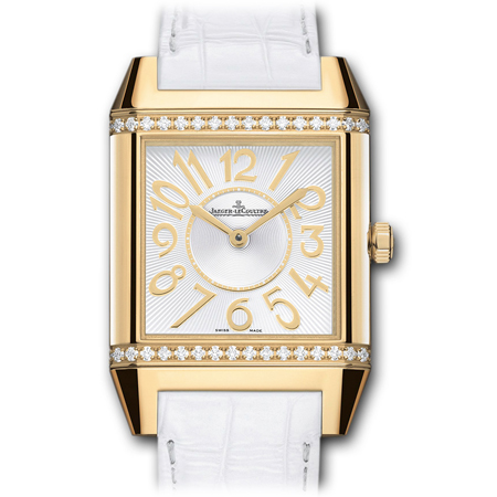Jaeger Lecoultre Reverso Squandra Lady with Diamonds