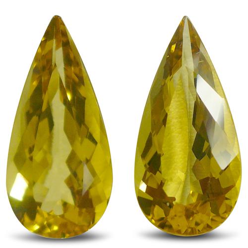 Lemon Drop Gemstones