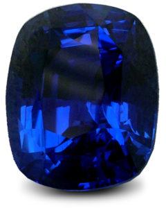 Unheated 10 Carat Blue Sapphire Gemstone