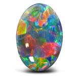 Loose Black Opal
