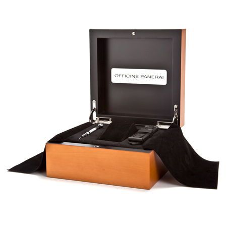 Panerai Watch Box Case and Screwdriver