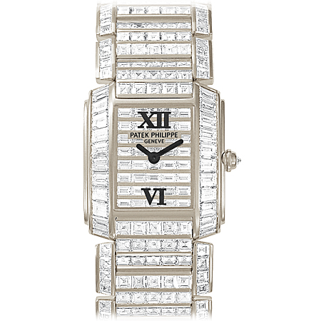 Diamond Set Patek Philippe's lady's Twenty~4