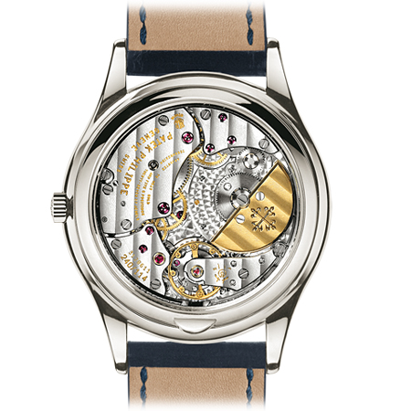 Patek Philippe 5140 Sapphire Caseback with 240Q Movement
