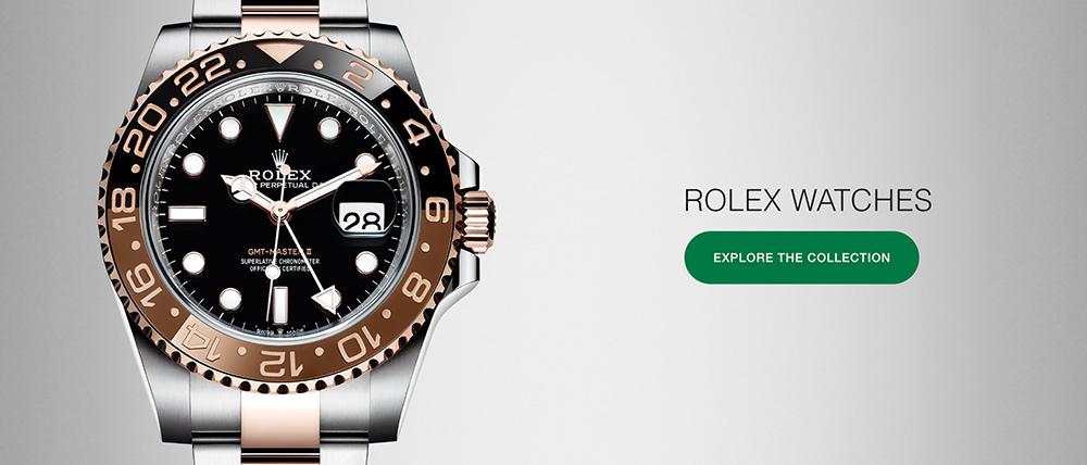 Rolex MN - Minneapolis Rolex Dealer - Rolex Watches - GMT Master II