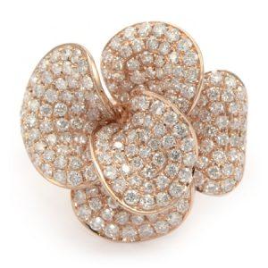 Pave Diamond Fashion Ring