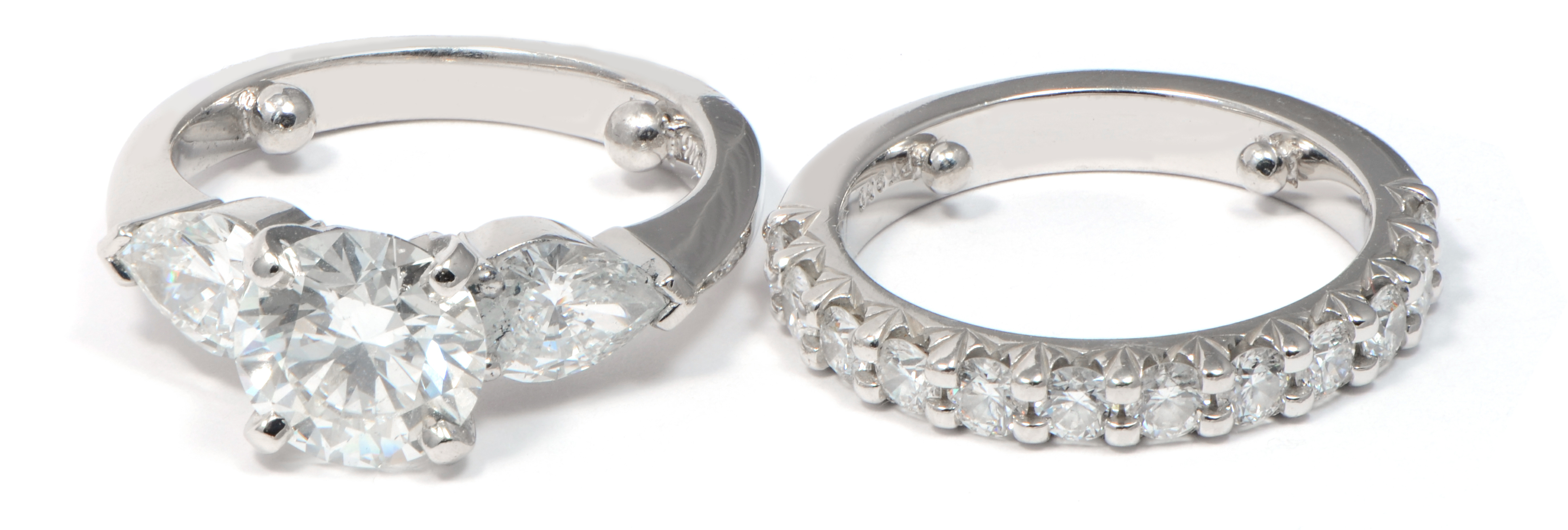 Sizing Beads in Engagement & Wedding Rings