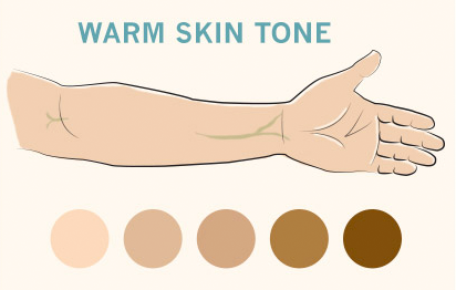 Jewelry for Warm Skin Tones