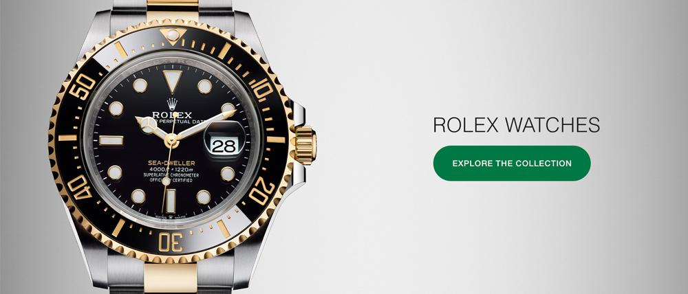 Rolex Dealer in Minneapolis, MN - Wixon Jewelers