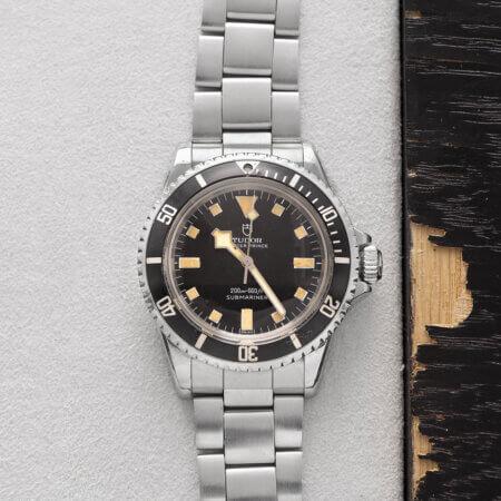 "1972 Tudor Submariner ""Snowflake"" (7016/0)"